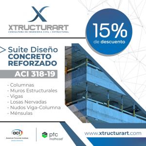 Suite Diseño Concreto Reforzado ACI 318-19
